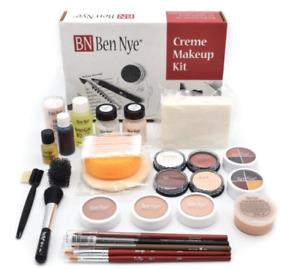 Ben Nye Theatrical Professional Makeup Kit Choose TK-1 Fair, Tk-2 Med, Tk-4, 5