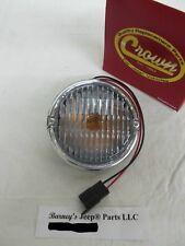 JEEP CJ5 CJ7 CJ8 FRONT TURN SIGNAL LAMP ASSY 1976 1/2 - 1986   5752771 NEW!