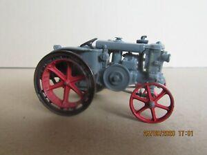 943N Universal Hobbies Super Landini Tractor Agricultural 1934 Grey 1:43