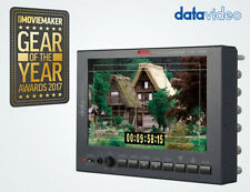 "Datavideo TLM700HD 7"" LED HD-SDI monitor, macchina fotografica-TOP"