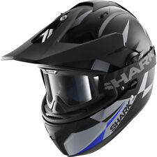 Gloss Full Face Dual Sport Motorcycle Helmets