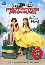 Princess Protection Program Junior Novel (Junior Novelization)-ExLibrary