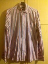 Camicia Brooksfield Uomo Tg. M Slim Fit originale negozio