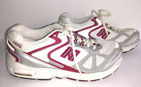 Shoes New Balance Womens Sneakers 882 Mesh Running Size 8 White Silver And Red