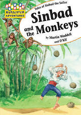 Hopscotch: Adventures: Sinbad and the Monkeys by Waddell, Martin