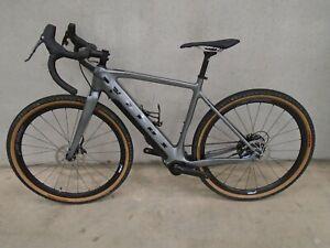 Vitus E Substance Carbon E Adventure Bike (Fazua - 2021) - SMALL - ANTHRACITE