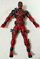 Deadpool Marvel DST 7.5 inch Figure Figurine Red Suit (no accessories) 2011