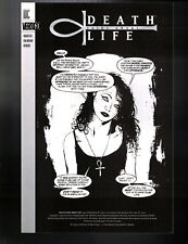 Death Talks About Life (1994) #0 VF/NM Aids Education Mini Comic
