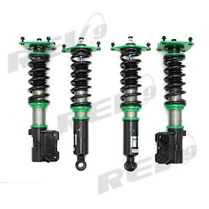 Rev9 Power Hyper Street 2 Coilovers Lowering Suspension for Mazda RX-7 87-91 FC