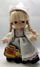 Precious Moments Children Of The World Kari Holland Doll