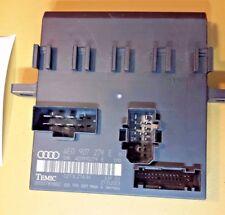 04 05 06 07 AUDI A8 QUATTRO 4.2L ON-BOARD INFO DISPLAY CONTROL MODULE COMPUTER