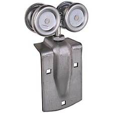 2PK Trolley Hanger Rigid Door Hanger Hardware PB102 Bearings Roller Barn Sliding