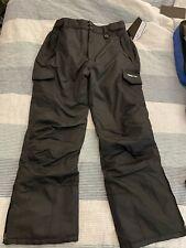 Men's ARCTIX Black Snowport Cargo Snow Pants Medium
