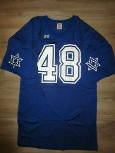 Israel Tel Aviv Soccer Football Russell Athletic Jersey Adult Large LG L