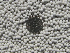 Ceramic Rock Tumbling Media 3 Lbs. 3 mm Polishing Sphere Non-Abrasive