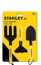Stanley Jr. Garten Handwerkzeug 3-er Set Metall Kinder