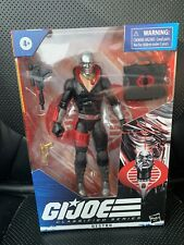 "GI Joe Classified Series DESTRO Wave 1 Hasbro 6"" Figure COBRA New"