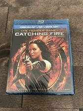 The Hunger Games: Catching Fire (Blu-ray + DVD + Digital HD, Bilingual)
