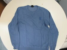 Smog Langarmshirt, blau, Gr. M,  guter Zustand