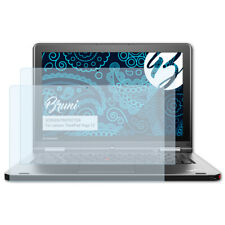 Bruni 2x Protective Film for Lenovo ThinkPad Yoga 12 Screen Protector