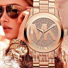 Michael Kors Runway MK5661 Ladies Quartz Watch rose gold