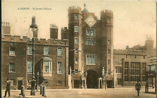 LONDON : St James's Palace -BARRIERE