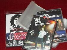 10 pochettes pour boitiers DVD