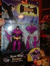 RAZOR WHIP BATMAN  MINT ON CARD