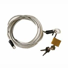 Gm Oem Car Cover Security Lock Cable Package for 2014-2020 Corvette 12344218