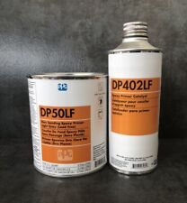 PPG DP50LF GRAY Epoxy Primer (QUART) with DP402LF Catalyst (PINT)