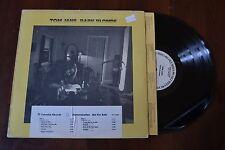 Tom Jans Dark Blonde WLP Promo Folk Pop Record lp NM