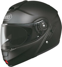 Shoei Neotec Matt Black Casco Modulare in Fibra Aim Taglia M