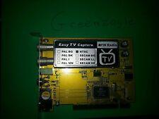 Conexant Fusion 878A Easy TV PCI Capture Karte mit FM Radio
