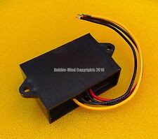 ABS STEP-UP (12V to 19V 4A 76W) DC/DC Power Converter Voltage Regulator