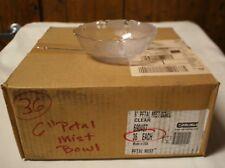 "Carlisle 6"" Petal Mist Bowl, case of 36"
