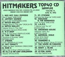 HITMAKERS - TOP 40 CD SAMPLER - ELTON JOHN, RED HOT CHILI PEPPERS - SEALED