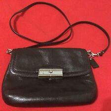 Coach Kristin Flab Crossbody Black New without Tags