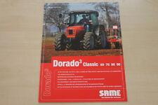 157840) same Dorado Classic 60 70 80 90 PROSPEKT 05/2011