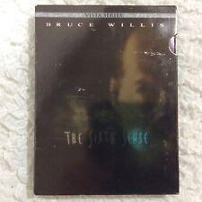 The Sixth Sense DVD 2-Disc Box Set, (2002) Horror Movie Rated PG-13 Bruce Willis