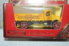 CAMION 1920 MODEL AC MACK EDITION LIMITE  1/43 MATCHBOX 1984 BOITE TRUCK