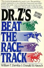 Dr. Z's Beat the Racetrack by Ziemba, William T.|Hausch, Donald B.