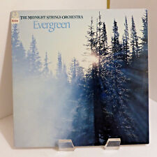 1981 The Midnight Strings OrchestraEvergreen ExcelsiorXRP-7017 Mint Stereo LP