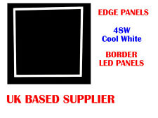 48W Led Edge Lit Panel Very Bright Recessed Frame 600x600 with Driver