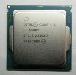 Intel Core i5 6500T SR2L8 2.5Ghz Quad Core LGA1151 CPU Processor Desktop Pc