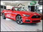 2015 Ford Mustang V6 Convertible Automatic 2015 Ford Mustang V6 Convertible Automatic 128379 Miles Race Red Convertible 3.7
