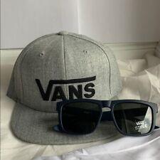 Vans Combo Drop V SnapBack Hat + Squared Off Sunglasses