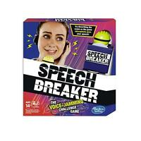 Hasbro Games Speech Breaker Game For 4-10 players Age 14+