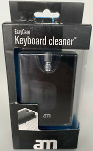 Keyboard Cleaner EazyCare Sponge Duster Spray Protects Laptops Keyboards New UK