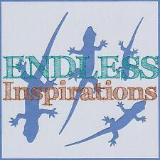"6""x6"" Endless Inspirations Stencil, Lizard 1 - Free Us Shipping"