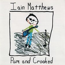 IAIN MATTHEWS : PURE AND CROOKED / CD (GOLD CASTLE RECORDS D2-71354) TOP-ZUSTAND